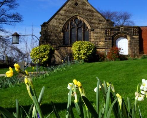 Aberford Methodist Church