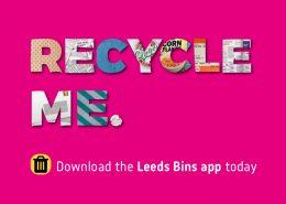 LCC118 - Paper recycling Leeds.gov promo